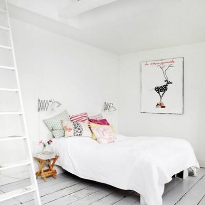 Cómo sobrevivir en un dormitorio sin ventanas