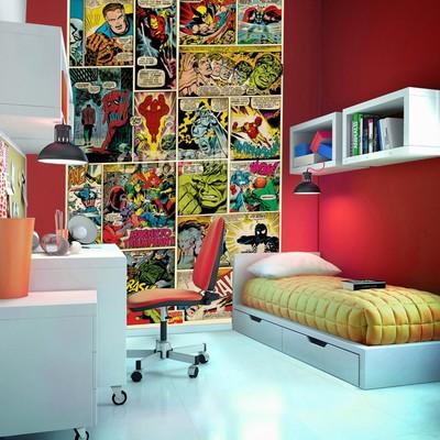 En tu casa además de ti, viven otros superhéroes