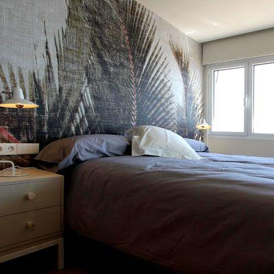 Cómo conseguir un dormitorio cálido y acogedor