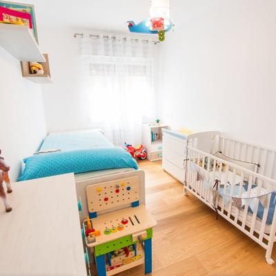 La reforma de una vivienda en Getxo que unificó espacios