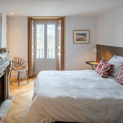 dormitorios de invitados