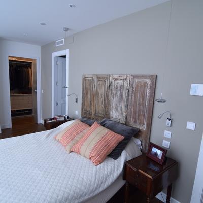 dormitorios. frentes de armario y puertas