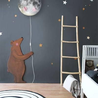 8 habitaciones infantiles creativas e inspiradoras