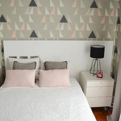 Reutilizar y reciclar: la clave para decorar dos dormitorios juveniles