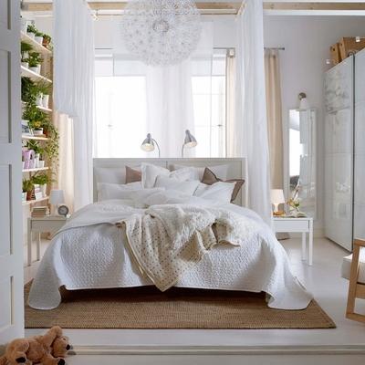9 Ideas para ganar espacio en tu dormitorio