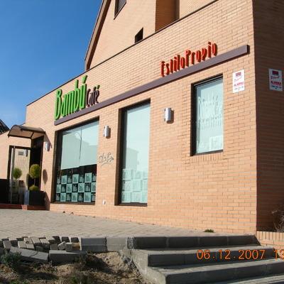 Reforma de Local Para Cafe-Bar Restaurante en Colmear Viejo.