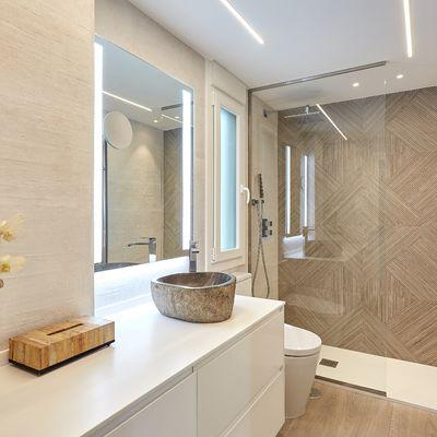 Cómo dotar de estilo a tu cuarto de baño