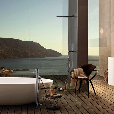 Ideas y fotos de duchas para inspirarte habitissimo for Duchas a medida