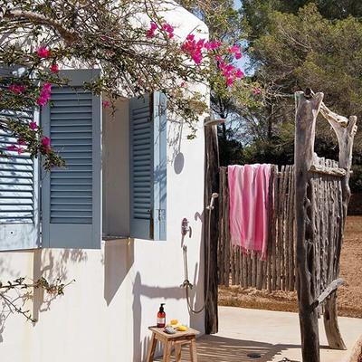 Una casa en Formentera con mucho encanto