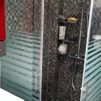 ducha diseño