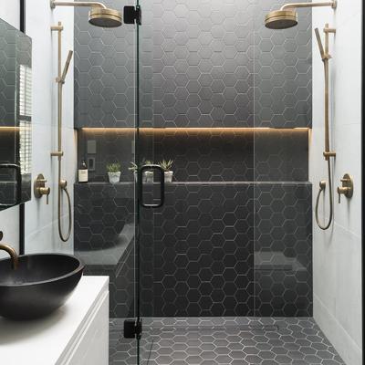 5 duchas para 5 estilos