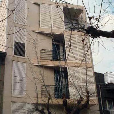 Edifici D'habitatges A Badalona. Barcelona