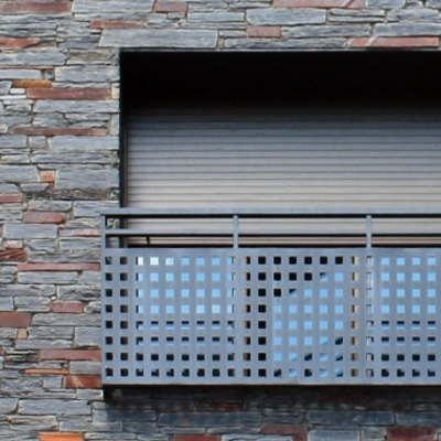 Edifici Plurifamiliar A Escaldes (Andorra)