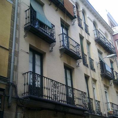 EDIFICIO 14 VIVIENDAS EN MADRID