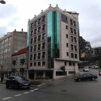 Edificio 27 viviendas en Vigo