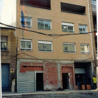edificio Calle el Cid