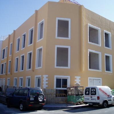 Edificio de 10 vivienda en zona El tablero (fase de construcción)