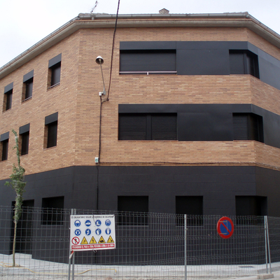 Edificio Plurifamiliar Situado En Calle Jaume Balmes