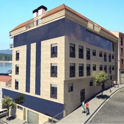 Edificio De 18 Viviendas