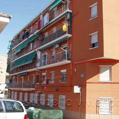 Edificio en la calle Graneros, San Sebastián de los Reyes
