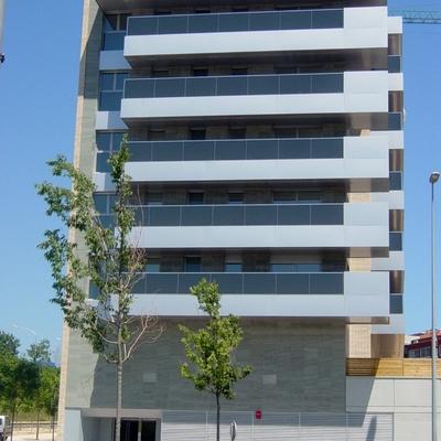 Urbanización y edificio Plurifamiliar en Esplugues