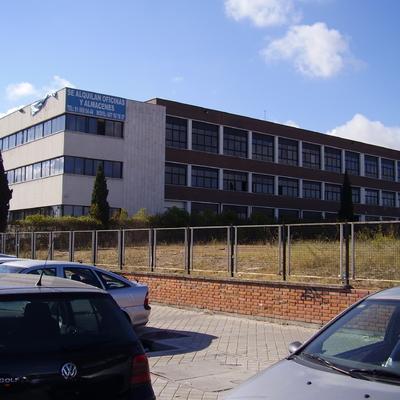 Rehabilitación Integral De Nave Industrial En La Calle Alcarria De Coslada