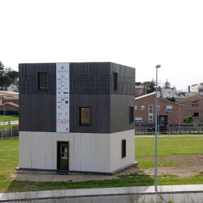 Edificio de Servicios en Llinars del Vallés, Barcelona