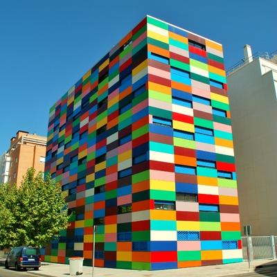 Los 10 edificios más curiosos de España