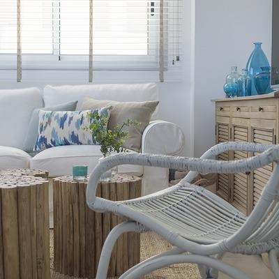 La reforma de un espectacular piso en Ibiza para alquilar