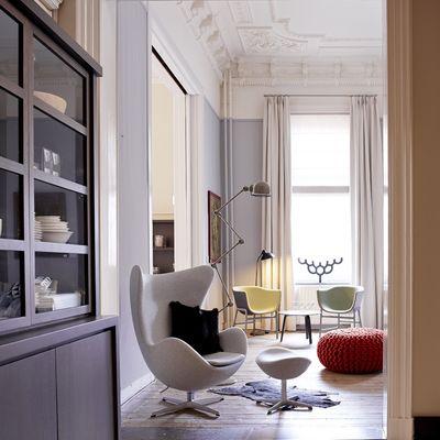 """Iconos del diseño: sillón """"Egg"""" de Arne Jacobsen"""