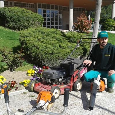 Mantenimiento Jardines Madrid