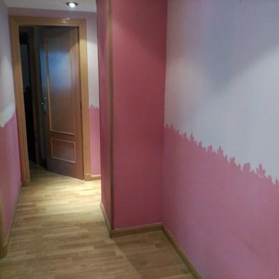 Modernización de pasillo
