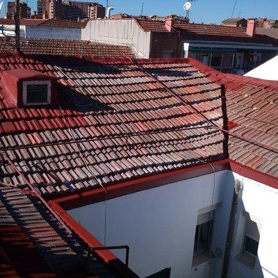 Proyecto de Cubiertas y tejados