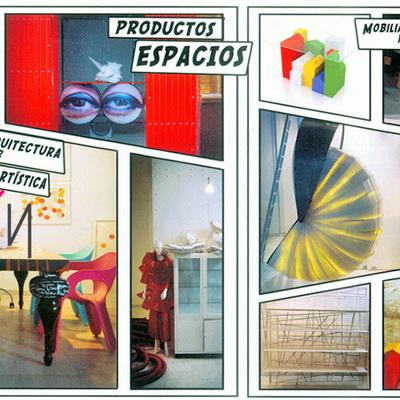 Universo Eirin design Studio y su designer y fundadora