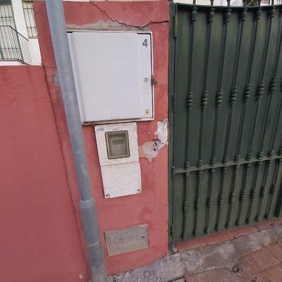 Remuneración y restauración de muro