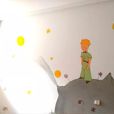 """Mural """"El Principito"""""""
