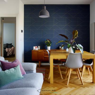 El cambio radical de la vivienda de Irene