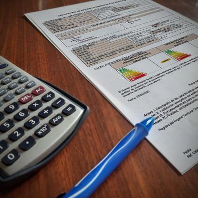 Certificación Energética de Vivienda Unifamiliar