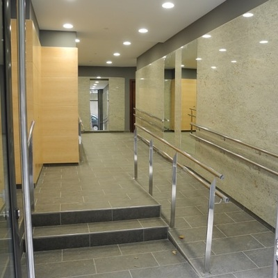 Eliminación barreras arquitectónicas