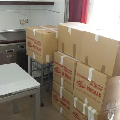 La mudanza de hogar con profesionales. Local, nacional e internacional. Contacto y whassap 24h 676 486 686