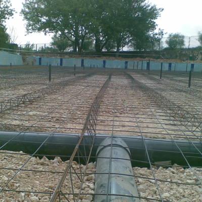 Piscina Publica de 500 m3 de agua