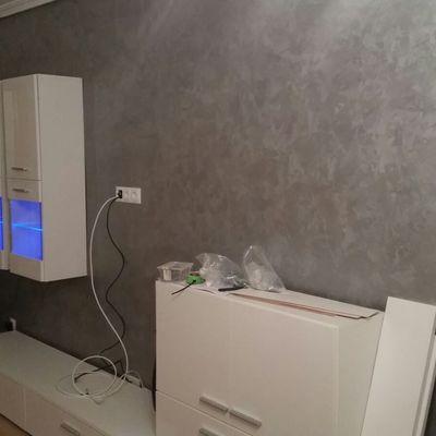 Mudanza de una vivienda en Madrid