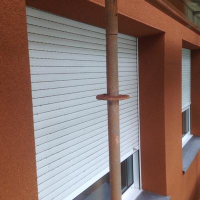Rehabilitación energética de fachada (SATE)