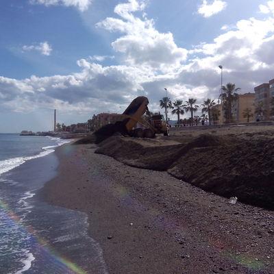 Regeneración Playas Provincia de Málaga