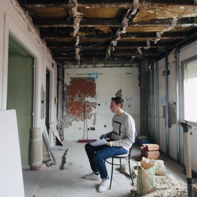 Rehabilitación de vivienda en bloque histórico. En Proceso
