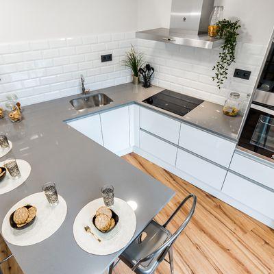 7 reformas para tu cocina por menos de 600 euros