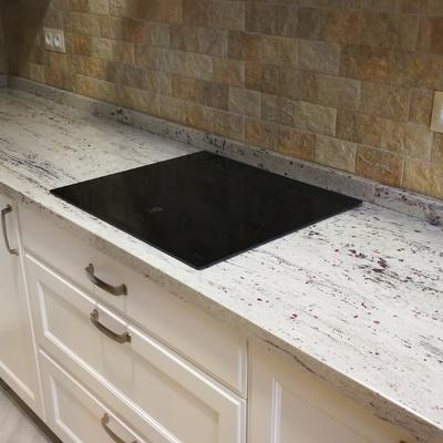 Encimera cocina Granito River White