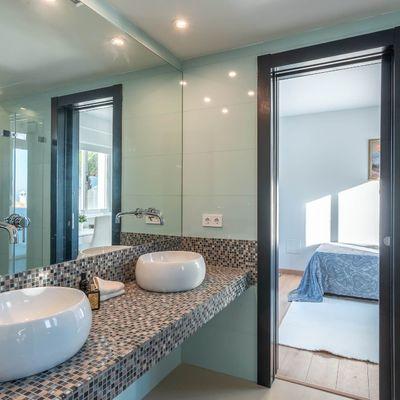 7 tipos de encimera que te dejarán un baño de revista