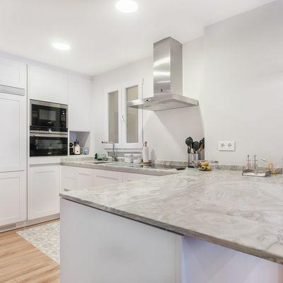 8 trucos y consejos para tener la cocina siempre limpia