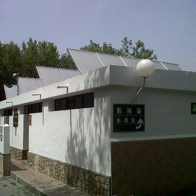 Instalacion De Energia Solar Termica Para Acs